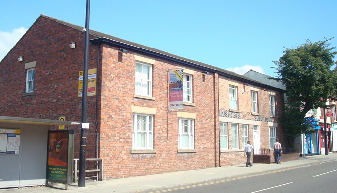 Hindley Business Centre